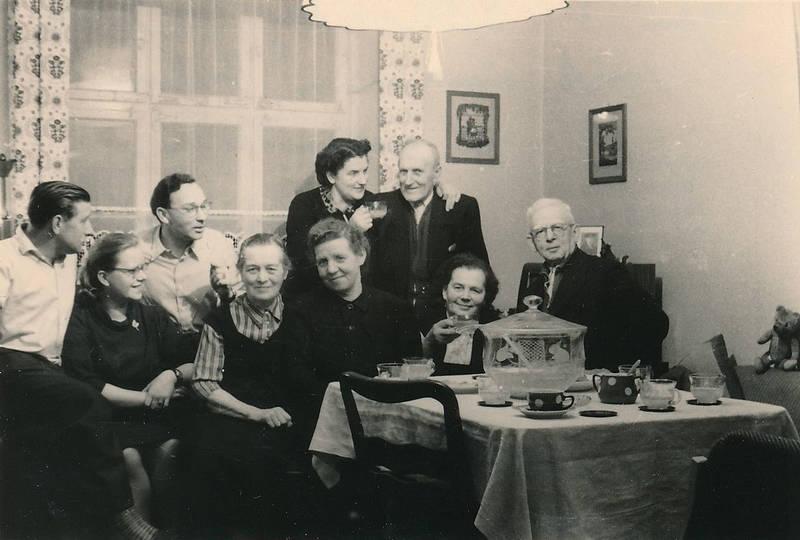 Bowle, bowletopf, familie, Familienfeier, halberstadt