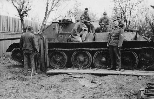 Panzer im Krieg