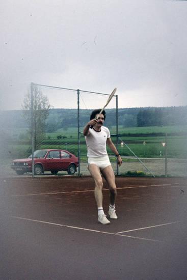 auto, freizeit, KFZ, PKW, sport, Tennis, tennisplatz, tennisschläger