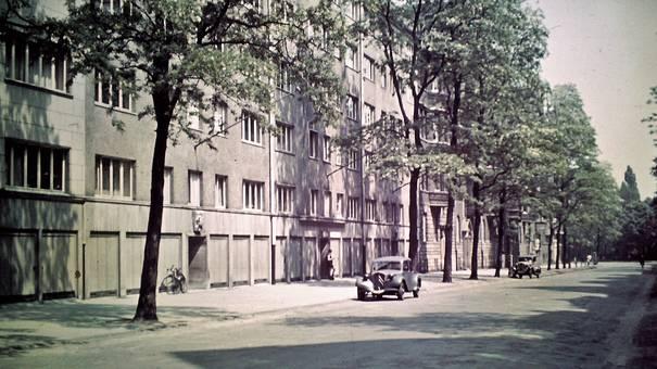 Grunerstrasse in Düsseldorf