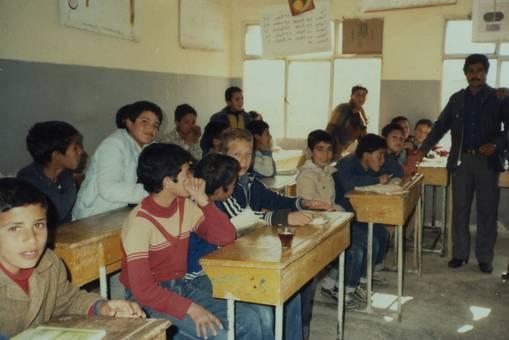 Schule in Jordanien