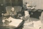 Kinder am Tisch