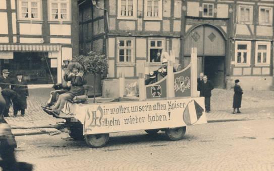 Karnevalswagen