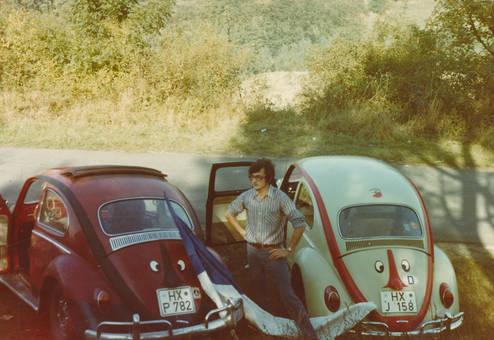 VW Käfer Freunde