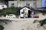 Malibu-Hütte