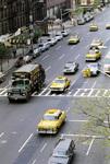Straße in New York