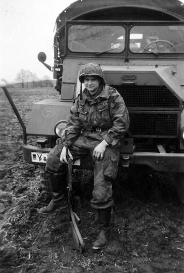 Bundeswehr, fahrzeug, G3, KFZ, Rekrut, technischer halt, Uniform
