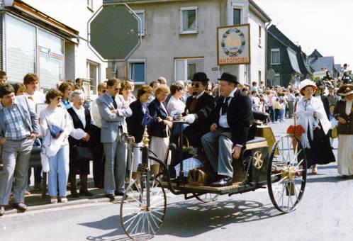 100 Jahre Automobil
