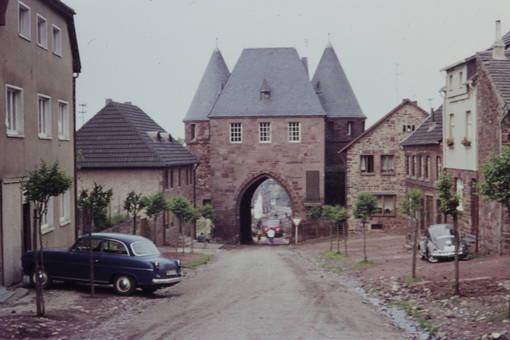Straße zum Dürener Tor