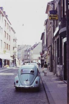 Pontstraße in Aachen