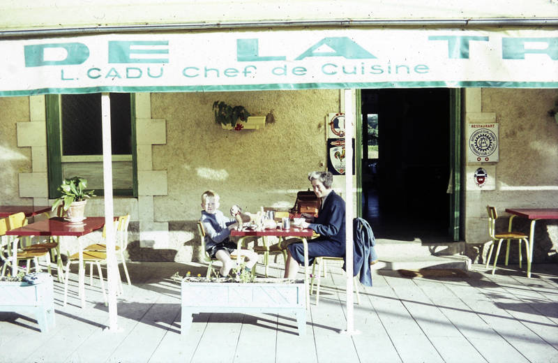 Chef de Cuisine, L. CADU Chef de Cuisine, restaurant, Sonne, Sonnenschein, tisch