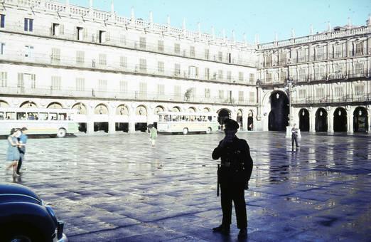 Platz in Portugal