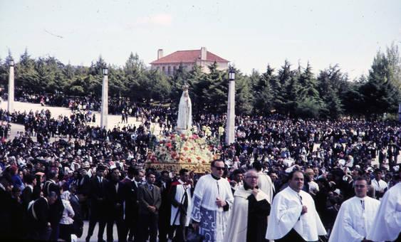 Prozession in Portugal