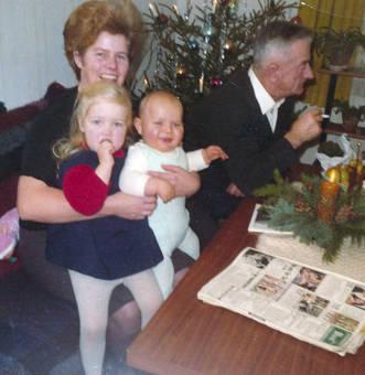 Weihnachtszeit - Familienzeit