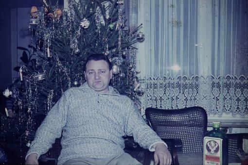 Jägermeister an Weihnachten