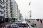 Parkplatz in Ostende