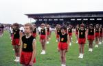 Dürener Kinder im Stadion