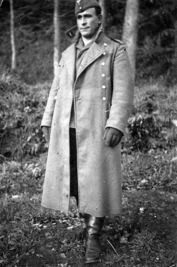 Krim, mantel, mütze, soldat, Uniform