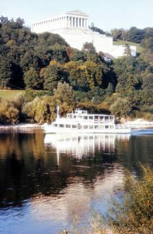 Walhalla in Donaustauf