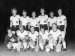 Frauen-Mannschaft in Genua