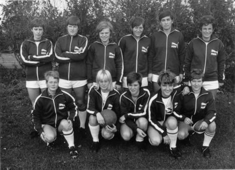 Frauenfußball-Weltmeister 1970