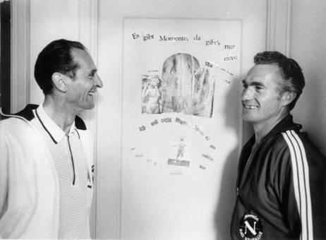Trainer Schweden und Arzdorf