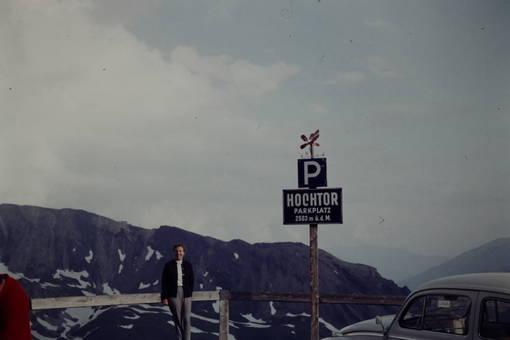Parkplatz Hochtor