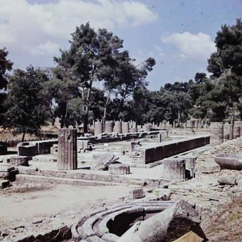 Ruine Olympias