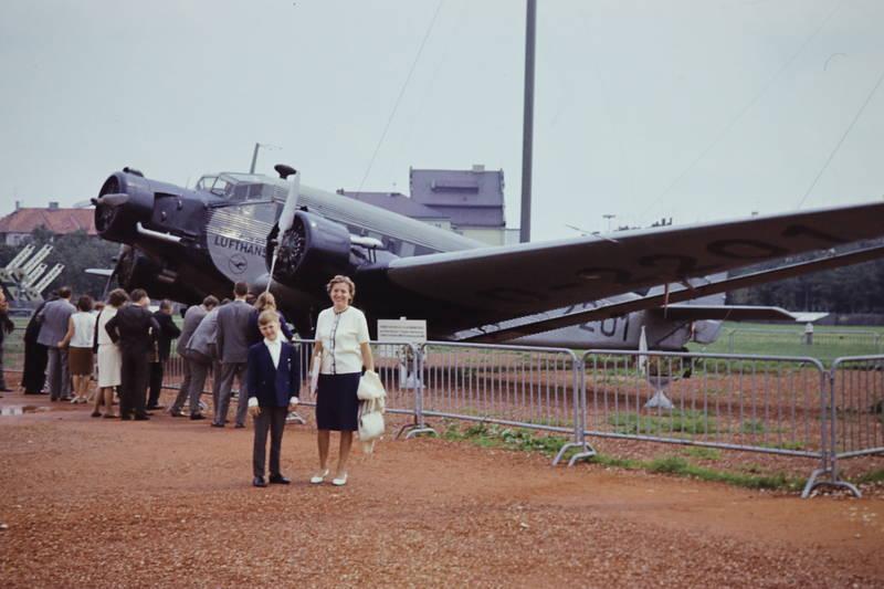 ausflug, D-2201, flugzeug, Junkers Ju 52/3m, lufthansa, Museum