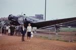 Vor der Ju 52