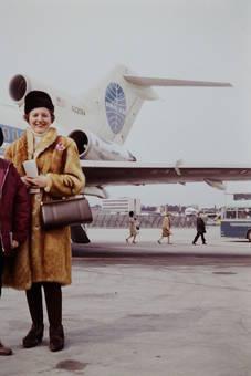 Wir fliegen mit Pan Am
