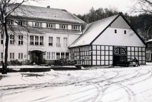 Hotel Quellental in Steinhagen