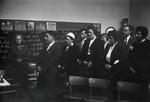 Weihe im Klassenzimmer
