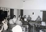 Versammlung im Klassenzimmer