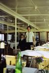 Schiffsrestaurant
