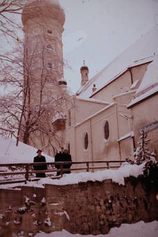Kloster in Andechs