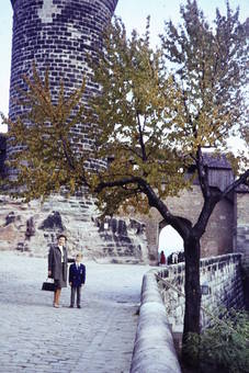 Besuch der Burg