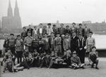 Schulklasse in Köln