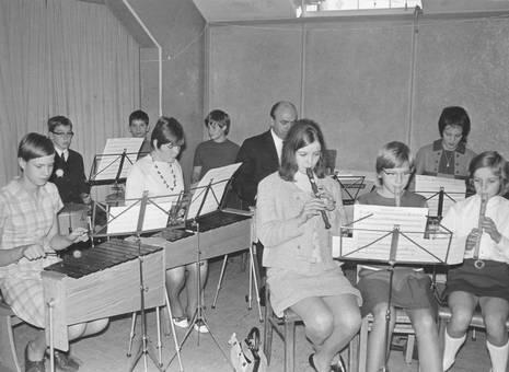 Schulorchester