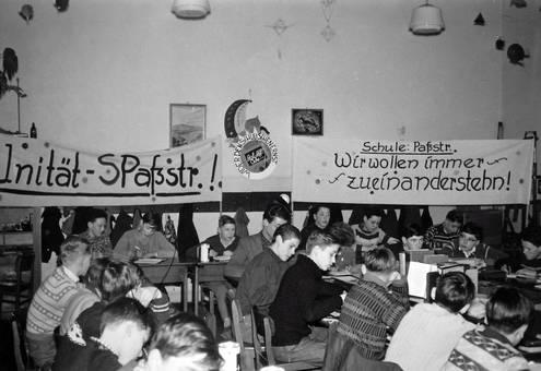 Karneval im Klassenzimmer