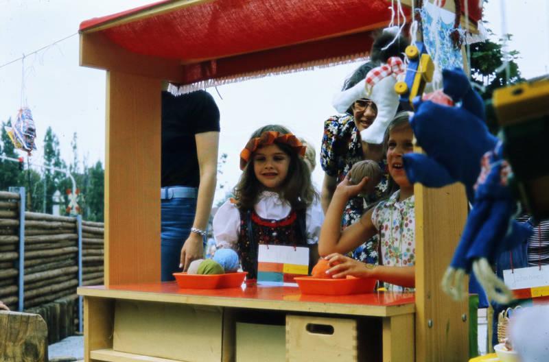 ball, dosenwerfen, Kindergarten, Kindheit, Kita, mainz, Sommerfest, stand, zahlbach