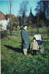 Spaziergang mit Papa