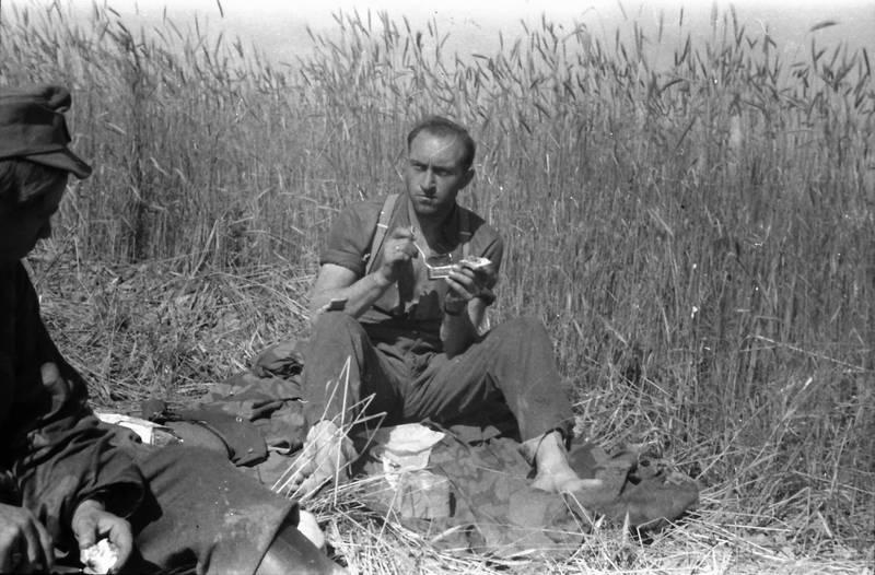essen, soldat, Wehrmacht, wehrmachtssoldat, zweiter weltkrieg