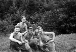 Junge Soldaten