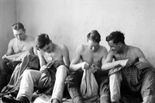 Vier Männer