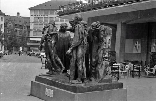 Skulptur in der Schweiz