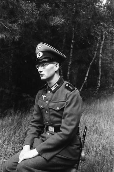 Brille, Generalfeldmarschall, gras, soldat, Uniform, Wehrmacht, wehrmachtssoldat, zweiter weltkrieg