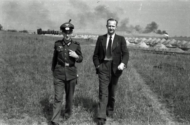 anzug, Hemd, Krawatte, soldat, Uniform, Wehrmacht, wehrmachtssoldat, zweiter weltkrieg