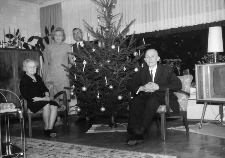 anzug, Brille, christbaum, Dekoration, Krawatte, mode, sitzen, Tannenbaum, Weihnachtsbaum, weihnachtsdeko, weihnachtsdekoration