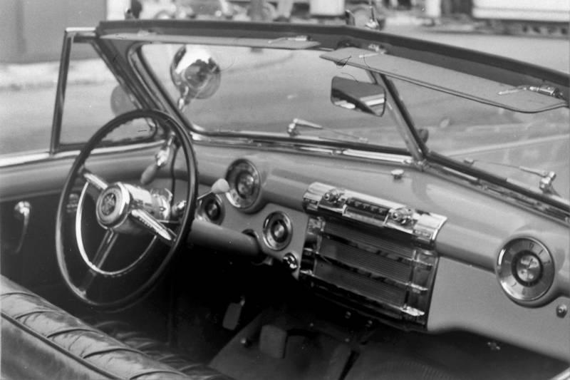 armaturenbrett, auto, Düsseldorf, KFZ, nachkriegszeit, PKW